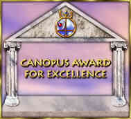 Canopus Award For Excellence