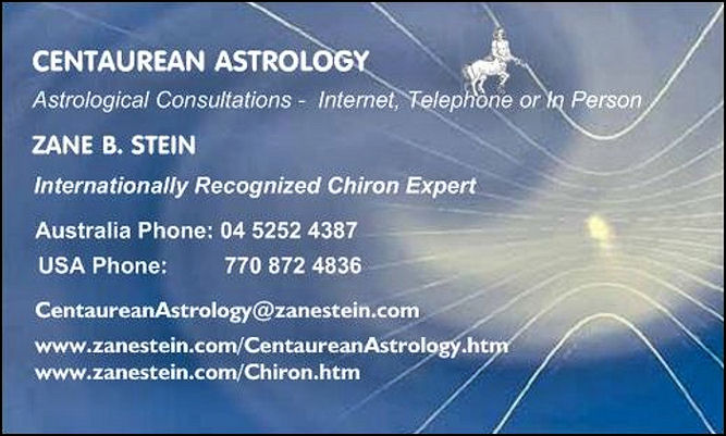 Centaurean Astrology